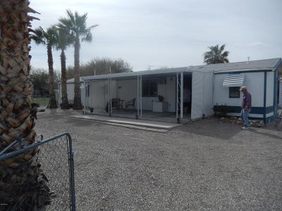Salome Manufactured Home For Sale: 40182 Nevada Pl