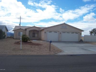 Lake Havasu City Single Family Home For Sale: 1021 Pueblo Dr