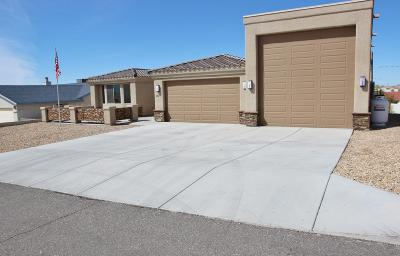 Lake Havasu City Single Family Home For Sale: 2925 S Cisco Dr