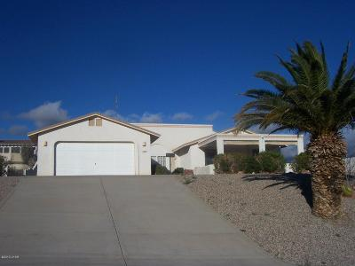 Lake Havasu City Single Family Home For Sale: 2397 Holly Dr