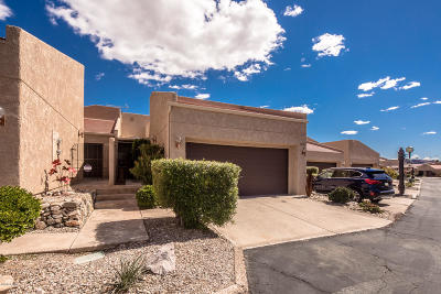 Lake Havasu City Condo/Townhouse For Sale: 2531 Pebble Beach