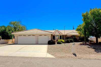 Lake Havasu City Single Family Home For Sale: 3910 Northstar Drive