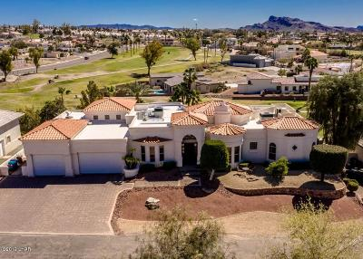 Lake Havasu City Single Family Home For Sale: 2420 Stroke Dr