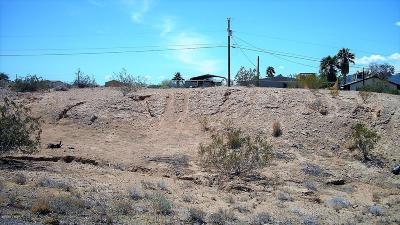 Topock Residential Lots & Land For Sale: 4562 E Palo Verde Dr
