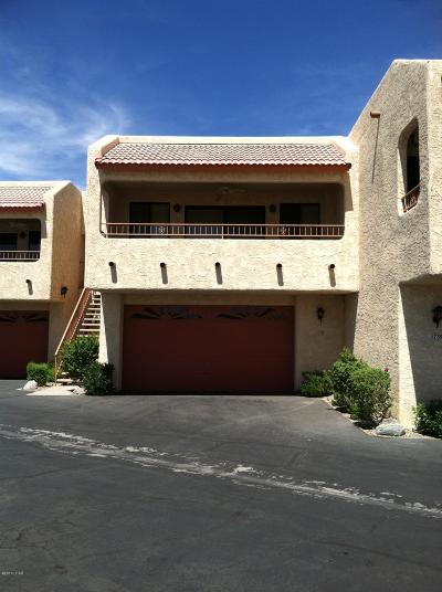 Lake Havasu City Condo/Townhouse For Sale: 1737 Combat Dr #37