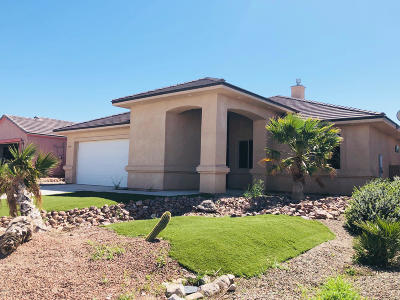 Fort Mohave Single Family Home For Sale: 2164 E Jamie Rd