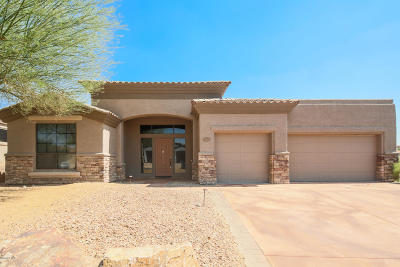 Refuge At Lake Havasu Single Family Home For Sale: 1900 E Birkdale Ln