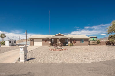 Lake Havasu City Single Family Home For Sale: 1765 Highlander Plz