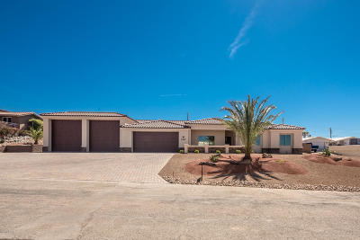 Lake Havasu City Single Family Home For Sale: 3820 Texoma Dr