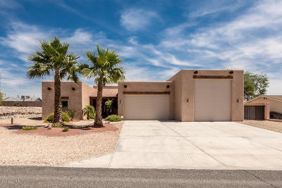 Lake Havasu City Single Family Home For Sale: 3340 Hassayampa Dr