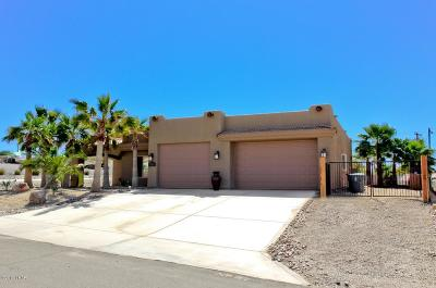 Lake Havasu City Single Family Home For Sale: 2520 Avalon Ln