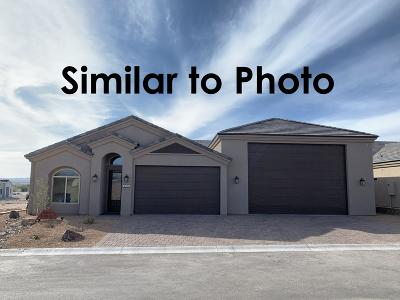 Lake Havasu City Single Family Home For Sale: 0002 North Pointe Home And Lot
