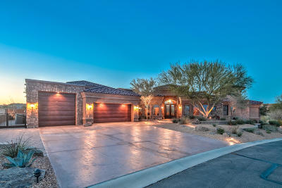 Refuge At Lake Havasu Single Family Home For Sale: 1841 E Deacon Dr