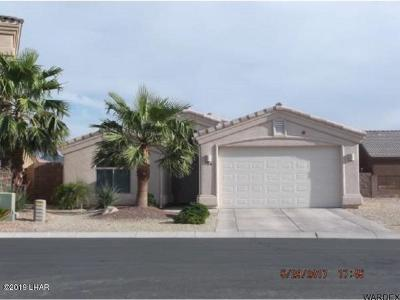 Lake Havasu City Single Family Home For Sale: 744 Malibu Ct