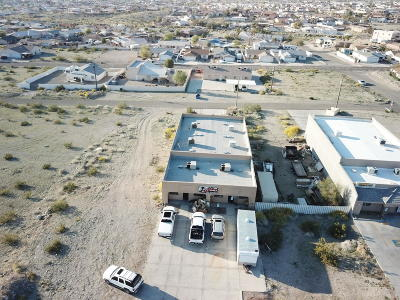 Lake Havasu City Commercial For Sale: 2543 Kiowa Blvd N