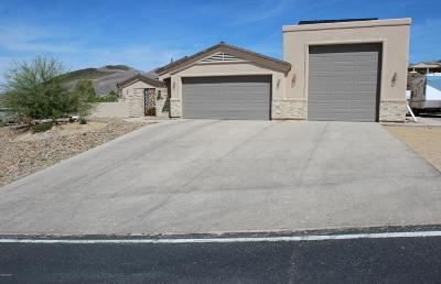 Lake Havasu City Single Family Home For Sale: 4059 Lakeview Rd
