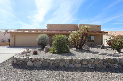 Lake Havasu City Single Family Home For Sale: 2680 Edgewood Dr