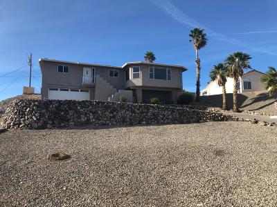 Lake Havasu City Single Family Home For Sale: 3395 Palm Grove Dr