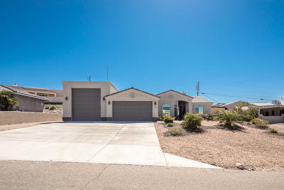 Lake Havasu City Single Family Home For Sale: 3730 Breakwater Dr