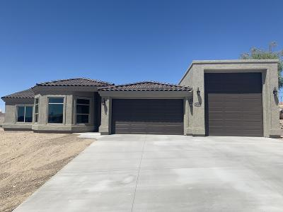 Lake Havasu City Single Family Home For Sale: 3701 Tehachapi Dr