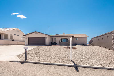 Lake Havasu City Single Family Home For Sale: 2864 Thistle Dr