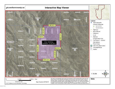 Lake Havasu City Residential Lots & Land For Sale: 4844 E 6500 North St