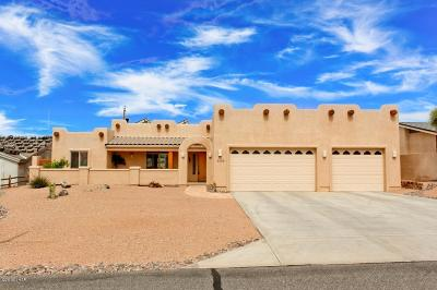 Lake Havasu City Single Family Home For Sale: 3495 Big Chief Dr