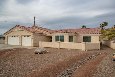 Lake Havasu City Single Family Home For Sale: 1610 Palomino Ln
