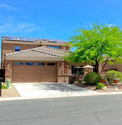 Lake Havasu City Single Family Home For Sale: 658 Grand Island Dr