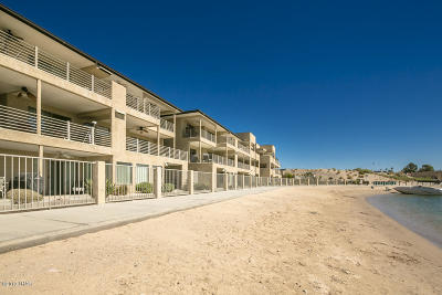 Lake Havasu City Condo/Townhouse For Sale: 94 London Bridge Rd Rd #405