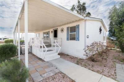 Rainbow Acres Manufactured Home For Sale: 49587 Rainbow Dr