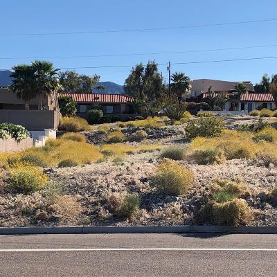 Lake Havasu City Residential Lots & Land For Sale: 3499 Palo Verde Blvd N