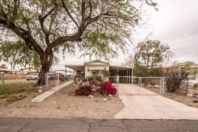 Lake Havasu City Manufactured Home For Sale: 3188 Jennie Ln