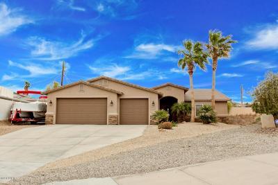 Lake Havasu City Single Family Home For Sale: 2648 Sunfish Ln