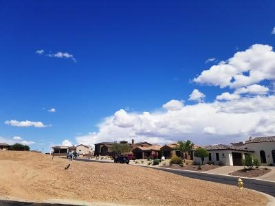 Refuge At Lake Havasu Residential Lots & Land For Sale: 1861 E Winifred Pl