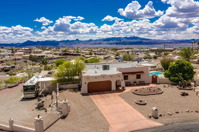 Lake Havasu City Single Family Home For Sale: 2780 Empress Ct