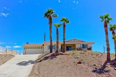 Lake Havasu City, Parker Single Family Home For Sale: 3680 Stanford Dr