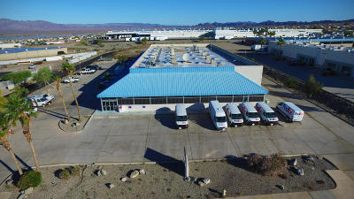 Lake Havasu City Commercial For Sale: 2145 N Kiowa Blvd
