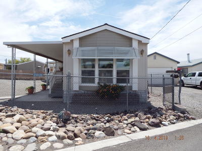 Parker Manufactured Home For Sale: 31612 E Horizon Blvd
