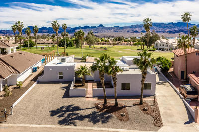 Lake Havasu City Single Family Home For Sale: 2560 Plaza Hermosa