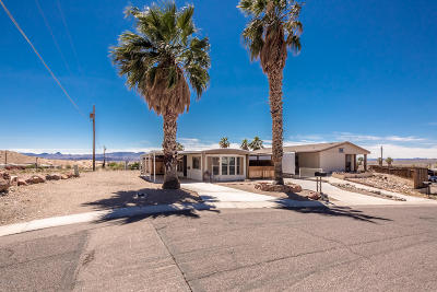 Lake Havasu City Manufactured Home For Sale: 3003 Lake Dr