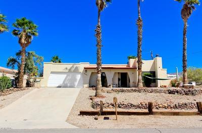 Lake Havasu City Single Family Home For Sale: 4361 Trotwood Dr
