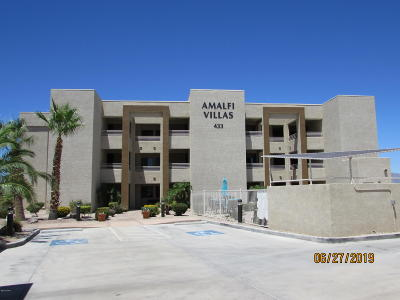 Lake Havasu City Condo/Townhouse For Sale: 433 London Bridge Rd #B102