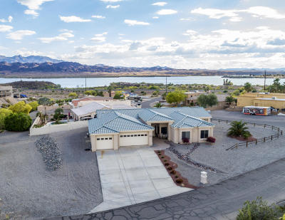 Lake Havasu City Single Family Home For Sale: 1860 Walnut Dr