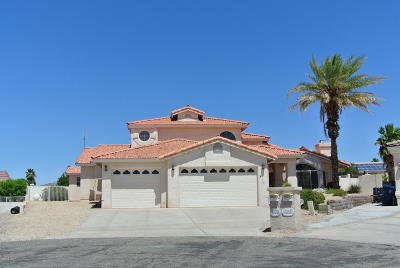 Lake Havasu City Single Family Home For Sale: 611 Via Del Lago