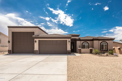 Lake Havasu City Single Family Home For Sale: 3678 Fiesta Dr