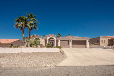 Lake Havasu City Single Family Home For Sale: 1995 Chip Dr