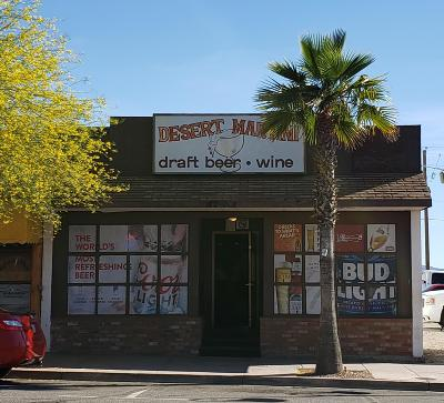 Lake Havasu City Commercial For Sale: 2120 McCulloch Blvd N #2