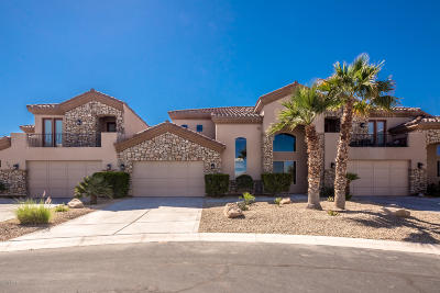 Lake Havasu City Single Family Home For Sale: 706 Malibu Bay