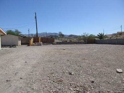 Lake Havasu City Residential Lots & Land For Sale: 520 Pueblo Dr